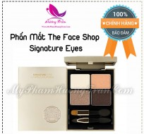 Phấn Mắt 4 Ô The Face Shop Signature Eyes